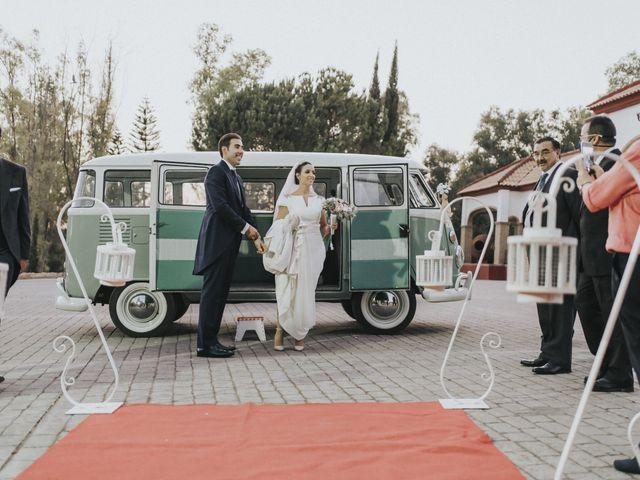 La boda de Rocio y Alejandro en Alcala De Guadaira, Sevilla 145