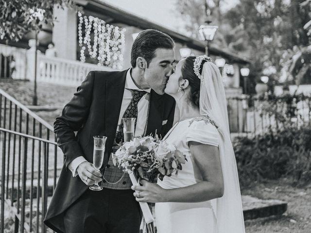 La boda de Rocio y Alejandro en Alcala De Guadaira, Sevilla 149