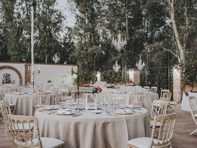 La boda de Rocio y Alejandro en Alcala De Guadaira, Sevilla 150
