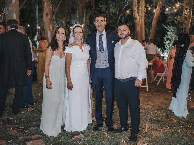 La boda de Rocio y Alejandro en Alcala De Guadaira, Sevilla 165
