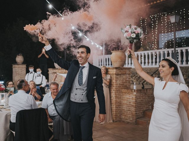 La boda de Rocio y Alejandro en Alcala De Guadaira, Sevilla 171