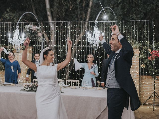 La boda de Rocio y Alejandro en Alcala De Guadaira, Sevilla 173