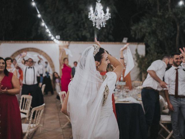 La boda de Rocio y Alejandro en Alcala De Guadaira, Sevilla 174