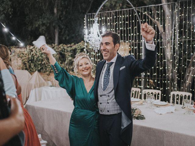 La boda de Rocio y Alejandro en Alcala De Guadaira, Sevilla 176
