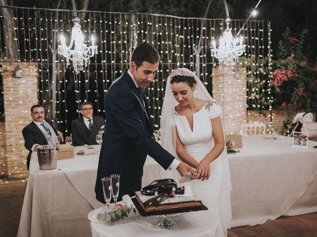 La boda de Rocio y Alejandro en Alcala De Guadaira, Sevilla 183