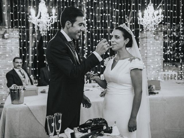 La boda de Rocio y Alejandro en Alcala De Guadaira, Sevilla 184