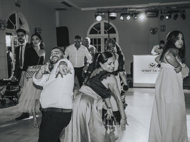 La boda de Rocio y Alejandro en Alcala De Guadaira, Sevilla 191