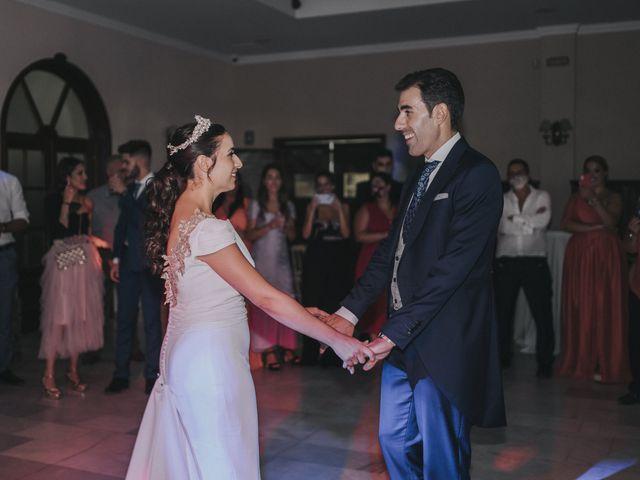 La boda de Rocio y Alejandro en Alcala De Guadaira, Sevilla 193