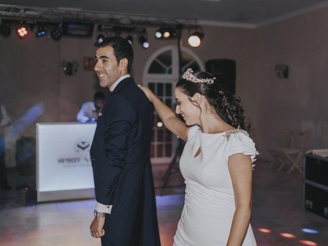 La boda de Rocio y Alejandro en Alcala De Guadaira, Sevilla 195