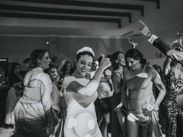 La boda de Rocio y Alejandro en Alcala De Guadaira, Sevilla 201