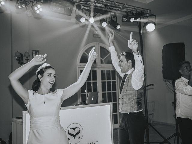 La boda de Rocio y Alejandro en Alcala De Guadaira, Sevilla 205