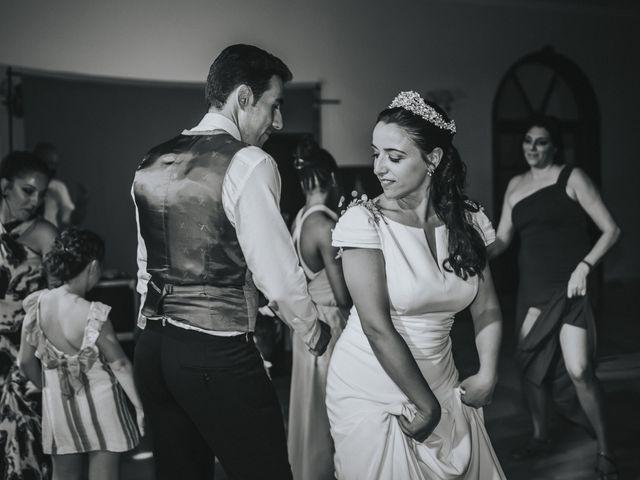 La boda de Rocio y Alejandro en Alcala De Guadaira, Sevilla 206