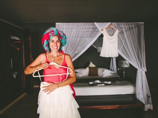 La boda de Agus y Raquel en Cala Tarida, Islas Baleares 4