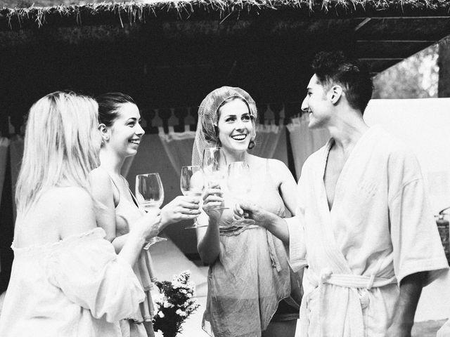 La boda de Agus y Raquel en Cala Tarida, Islas Baleares 6