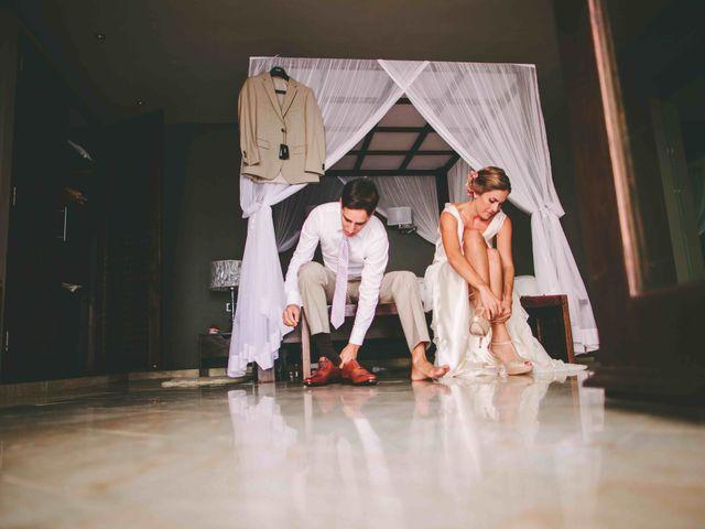 La boda de Agus y Raquel en Cala Tarida, Islas Baleares 1