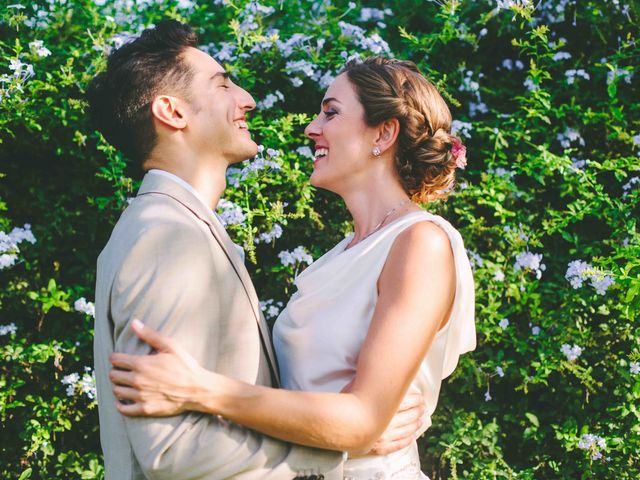 La boda de Agus y Raquel en Cala Tarida, Islas Baleares 14