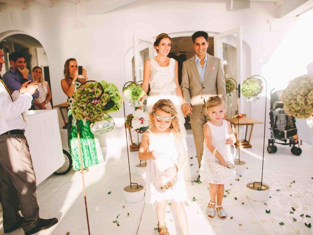 La boda de Agus y Raquel en Cala Tarida, Islas Baleares 2