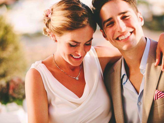 La boda de Agus y Raquel en Cala Tarida, Islas Baleares 18