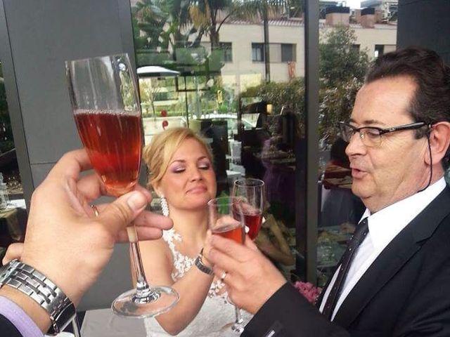 La boda de Juan y Maria del Mar en L' Hospitalet De Llobregat, Barcelona 4