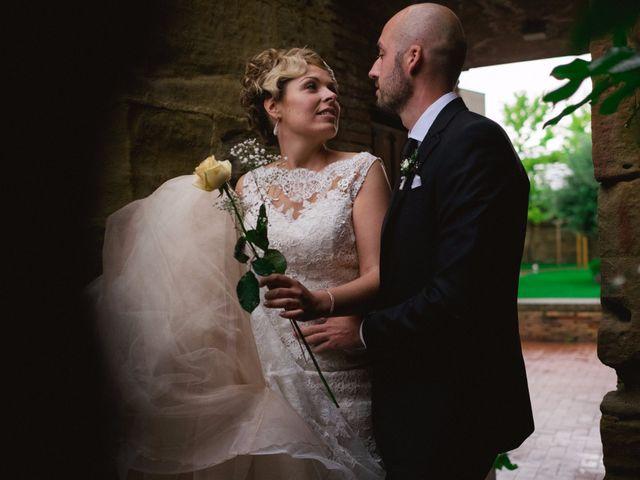 La boda de Estíbaliz y Roberto