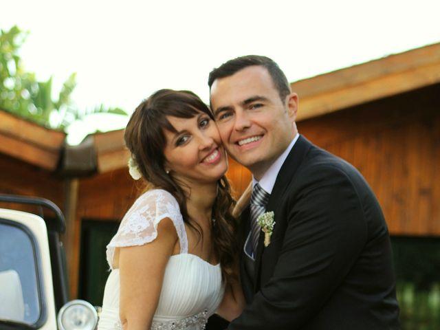 La boda de Mary y Ferran