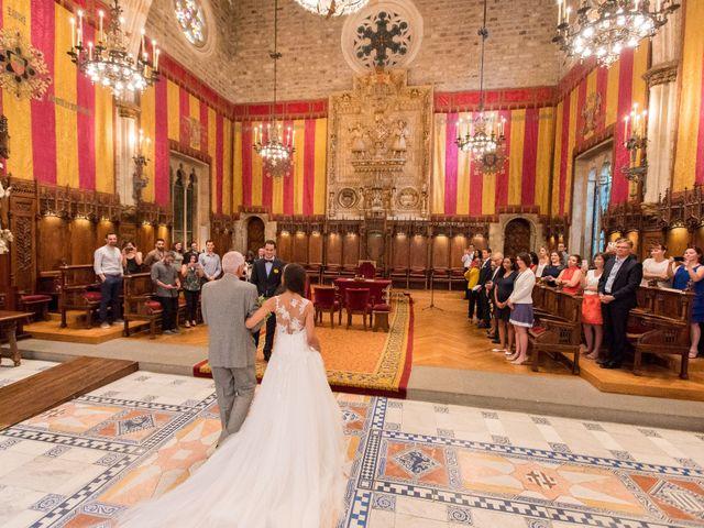 La boda de Pablo y Emilie en Barcelona, Barcelona 3