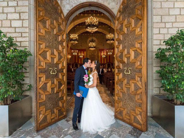 La boda de Pablo y Emilie en Barcelona, Barcelona 4