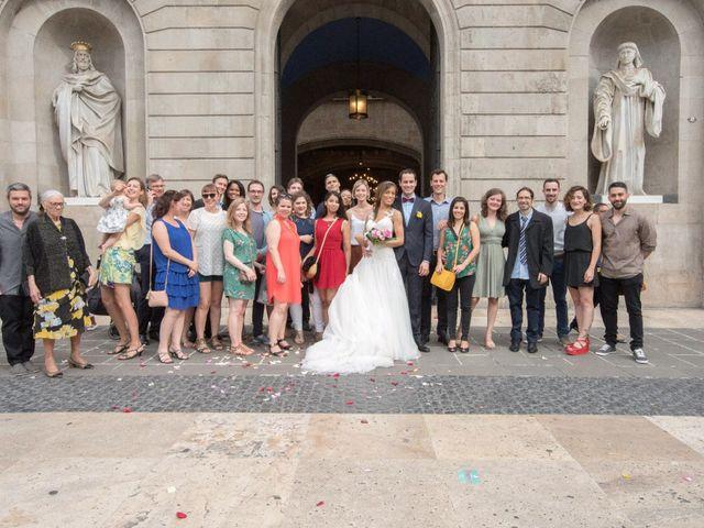 La boda de Pablo y Emilie en Barcelona, Barcelona 5