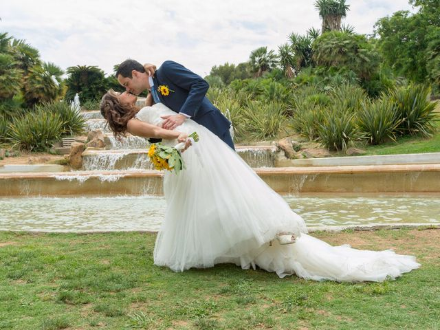 La boda de Pablo y Emilie en Barcelona, Barcelona 6