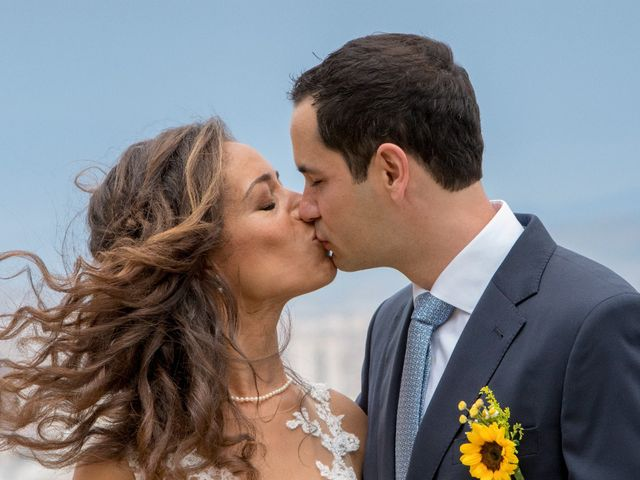 La boda de Pablo y Emilie en Barcelona, Barcelona 7