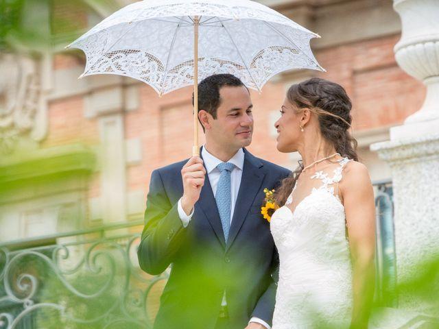 La boda de Emilie y Pablo