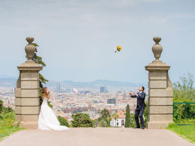 La boda de Pablo y Emilie en Barcelona, Barcelona 2