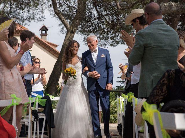 La boda de Pablo y Emilie en Barcelona, Barcelona 9