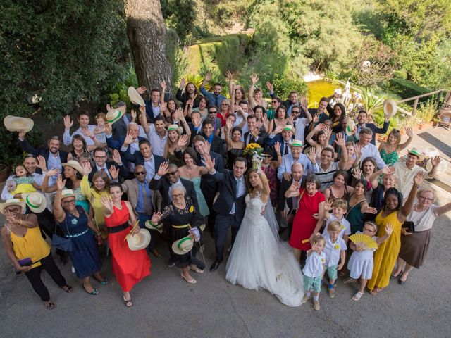La boda de Pablo y Emilie en Barcelona, Barcelona 11