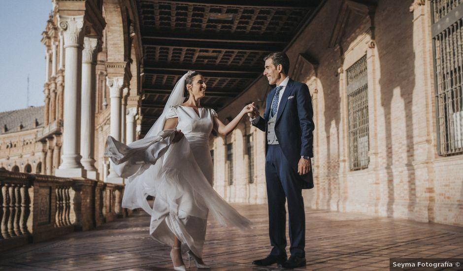 La boda de Rocio y Alejandro en Alcala De Guadaira, Sevilla
