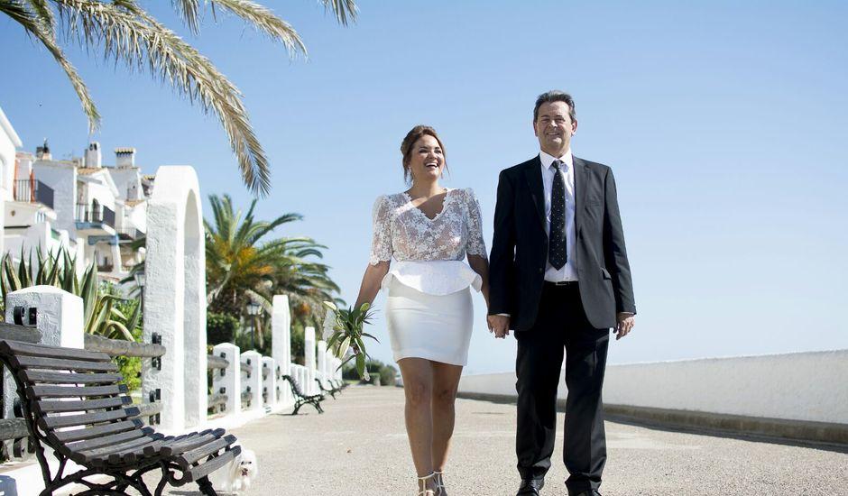 La boda de Juan y Maria del Mar en L' Hospitalet De Llobregat, Barcelona