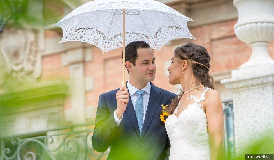 La boda de Pablo y Emilie en Barcelona, Barcelona