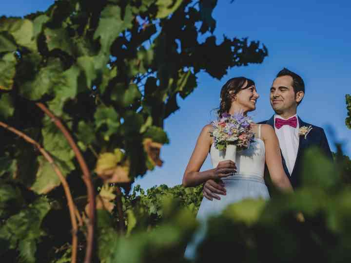 La boda de Susana y Jesús