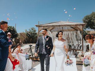 La boda de Fayna y Rubén 1