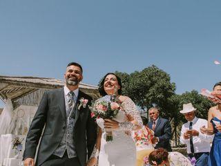 La boda de Fayna y Rubén 2