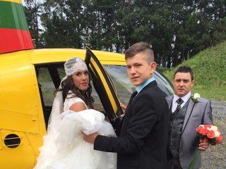 La boda de Arantza  y Txema  2