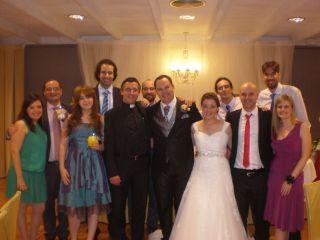 La boda de María José y Nacho