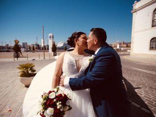 La boda de Paula  y Angel