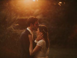 La boda de Marta y Edwin