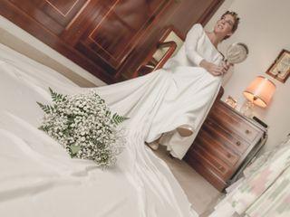La boda de Santos y Inma 1