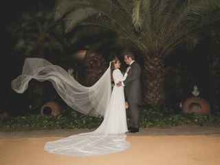 La boda de Santos y Inma
