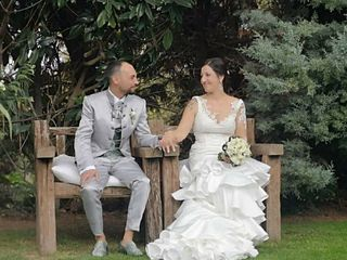 La boda de Estefania y Roberto