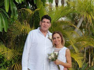 La boda de Patrizia y Felix 2