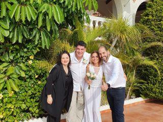 La boda de Patrizia y Felix 3