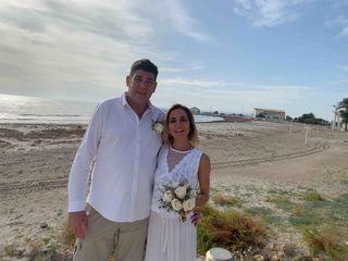 La boda de Patrizia y Felix